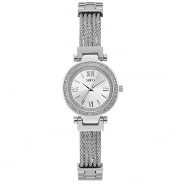 Ladies' S/Steel Mini Soho Watch W1009L1