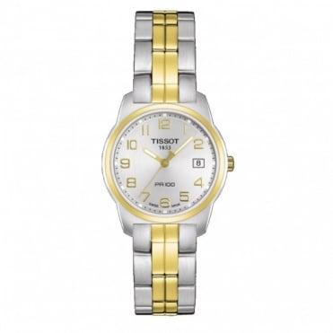Tissot Ladies S/Steel T-Classic PR100 Watch T049.210.22.032.00