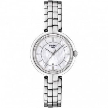 Tissot Ladies S/Steel T-Trend Flamingo Watch T094.210.11.111.00