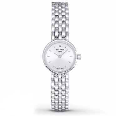 Tissot Ladies S/Steel T-Trend Lovely Watch T0580091103100