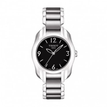 Tissot Ladies S/Steel T-Trend T-Wave Watch T023.210.11.057.00