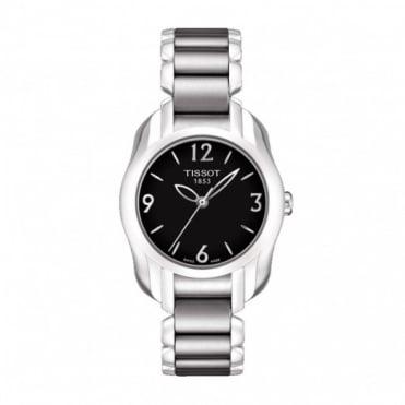 Tissot Ladies S/Steel T-Trend T-Wave Watch T023.210.11.057.00
