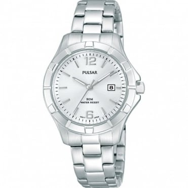 Pulsar Ladies' S/Steel Watch PH7381X1
