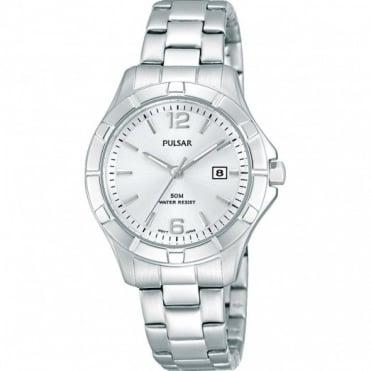 Pulsar Ladies' S/Steel Watch PH7381X1