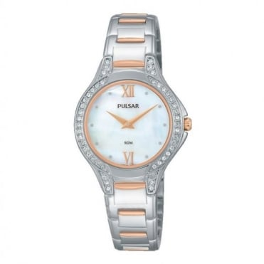Ladies' Stainless Steel Watch PM2175X1