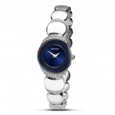Ladies' Stone Set Sapphire Watch 2295