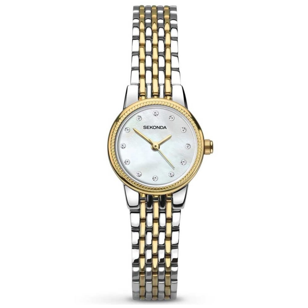 Ladies\' Two Tone Sekonda Watch 2465 - Watches from Hillier ...