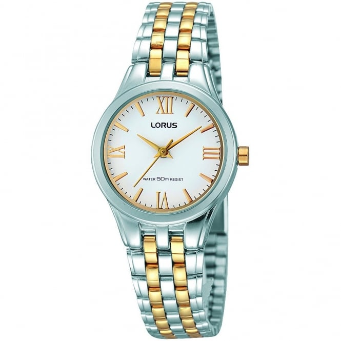 Ladies' Two Tone Stainless Steel Watch RRS99TX9