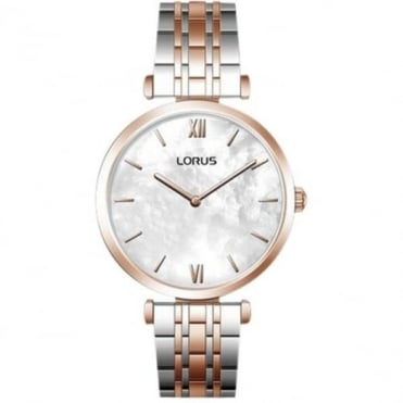 Ladies' Two Tone Steel Watch RRW88EX9
