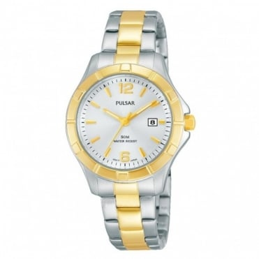 Ladies' Two-Tone Watch PH7382X1