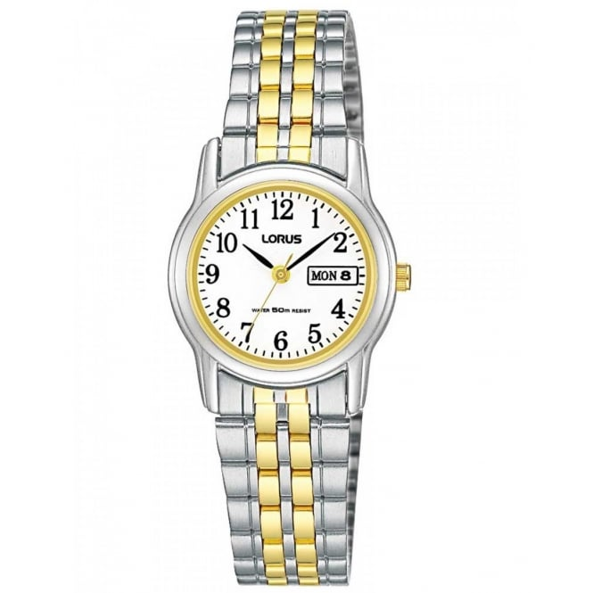 Ladies' Two Tone Watch RXU11AX9