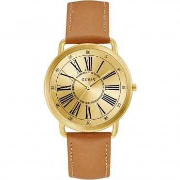 Laides' Kennedy Gold Plated Watch W1068L4