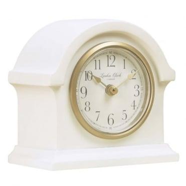 London Clock Company Cream Mantel Clock 03135