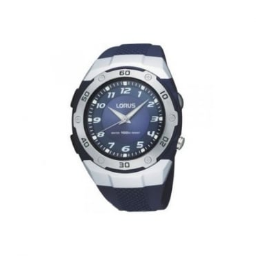 Lorus Gent's Plastic Watch R2331DX9