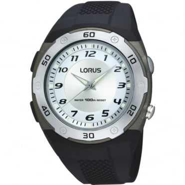 Lorus Gent's Stainless Steel Watch R2329DX9
