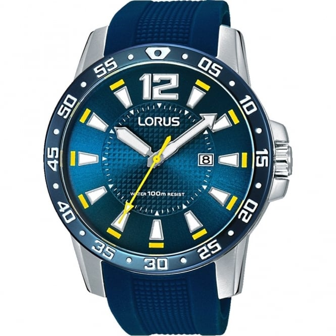 Lorus Gent's Stainless Steel Watch RH935FX9