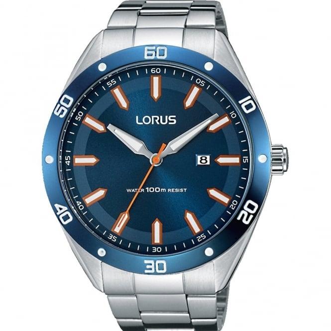 Lorus Gent's Stainless Steel Watch RH945FX9