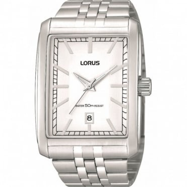 Lorus Gent's Stainless Steel Watch RS989AX9