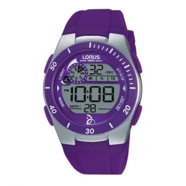 Lorus Kids Kid's Alarm Chronograph Watch R2381KX9