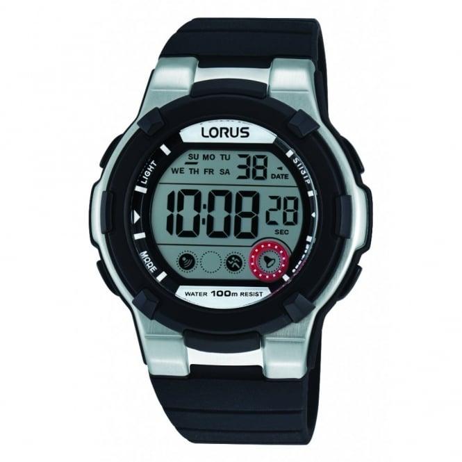 Lorus Kids Kids Black Digital Watch R2353KX9