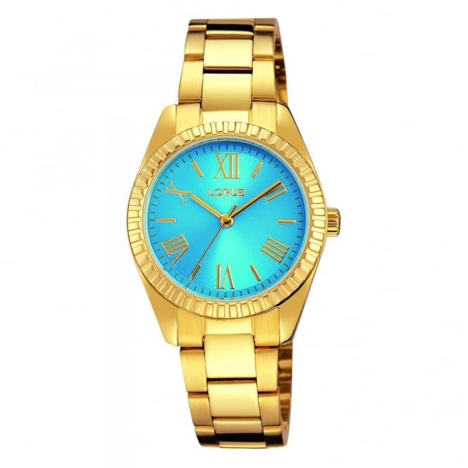 Lorus Ladies' Gold Plate Watch RG234KX9