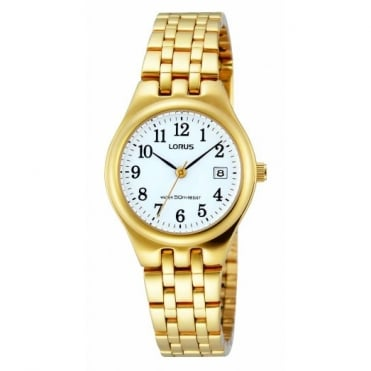 Ladies Gold Plate Watch RH786AX9