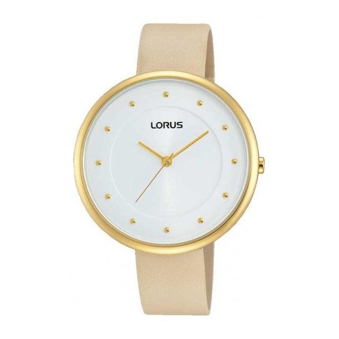 Lorus Ladies' Gold Plated Watch RG294JX9