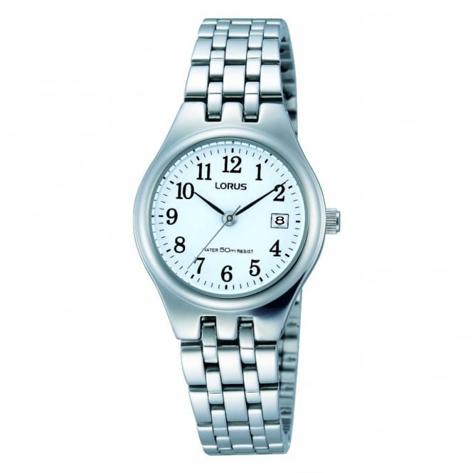 Lorus Ladies' S/Steel Watch RH791AX9