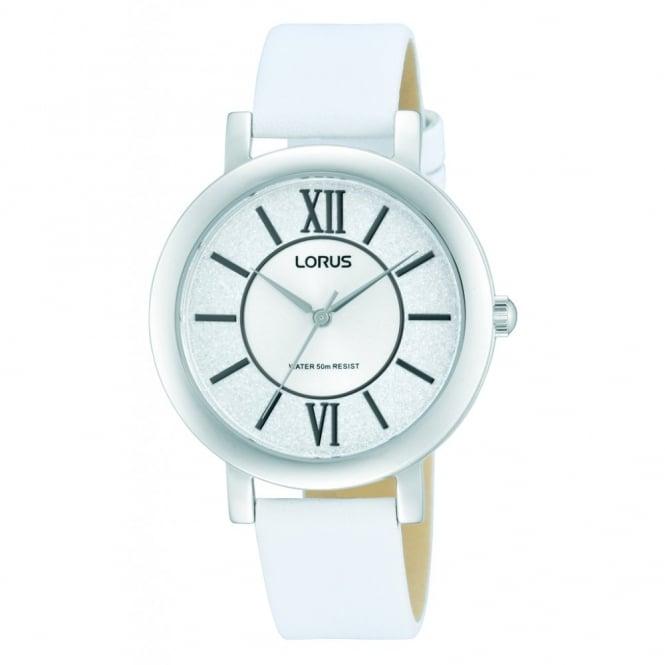 Lorus Ladies' Stainless Steel Watch RG215JX9