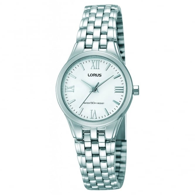 Lorus Ladies' Stainless Steel Watch RRS01UX9