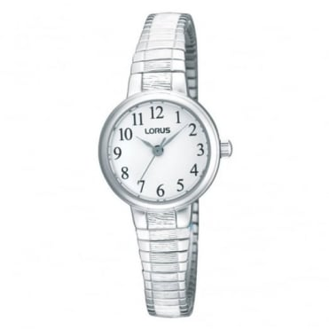 Lorus Ladies' Stainless Steel Watch RRS43TX9