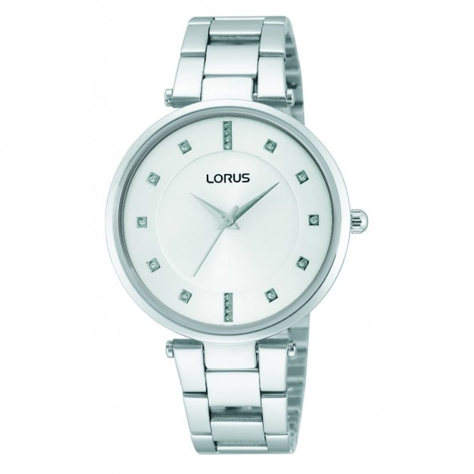 Ladies' Stainless Steel Watch RRS87UX9