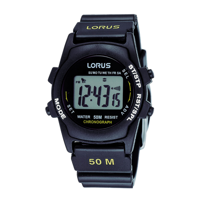 Lorus Kids Men's Digital Watch R2359AX9