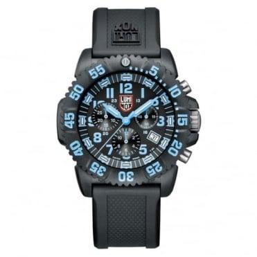 Luminox Navy SEAL Colormark Chronograph Watch A3083