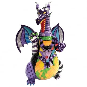 Maleficent Dragon Figurine 4057163