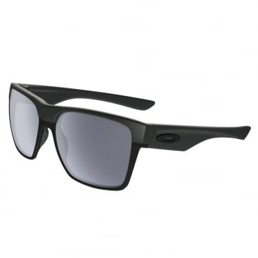 Matte Black Prizm Polarized Twoface XL Sunglasses OO9350-02