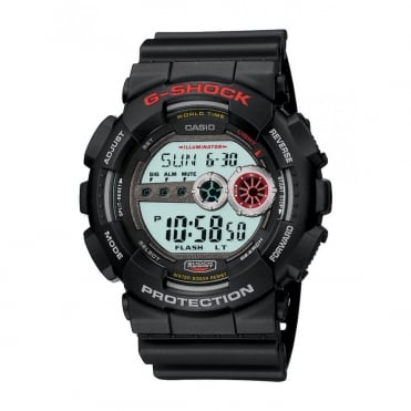 Men's Alarm Chronograph Watch GD-100-1AER