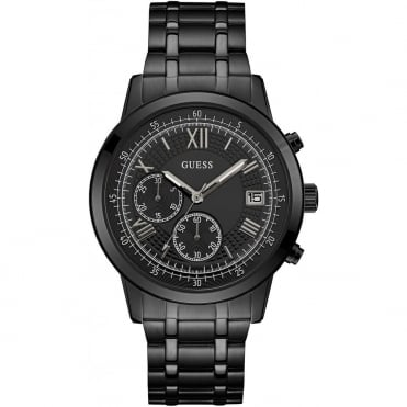 Men's Black PVD Summit Watch W1001G3