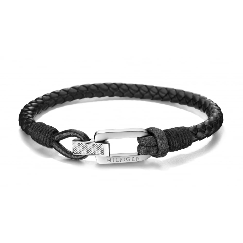 and silver products bracelet for s men rope women black adjustable oreo ansel oreosilver accessory white
