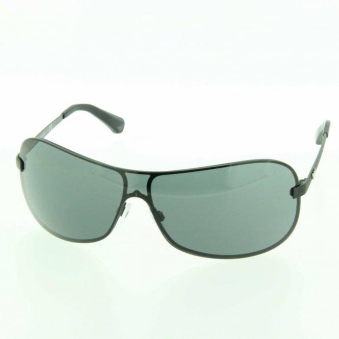 e9d404accc Mens Black Sunglasses EA2008 302287 35 - Sunglasses from Hillier ...