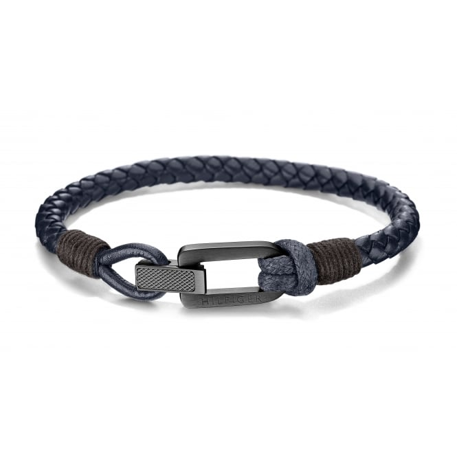 Men's Blue Rope Bracelet 2701013