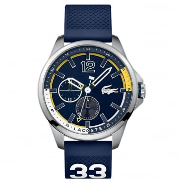 Men's Blue Rubber Capbreton Watch 2010897