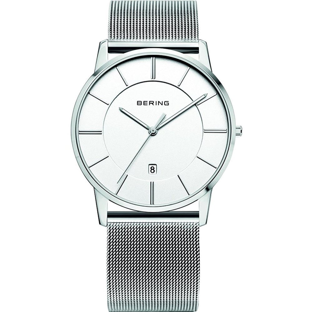 Men's Classic Stainless Steel Watch ...