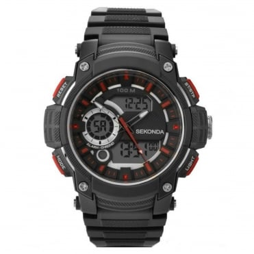 Men's Digital Analogue Chronograph Watch 1161