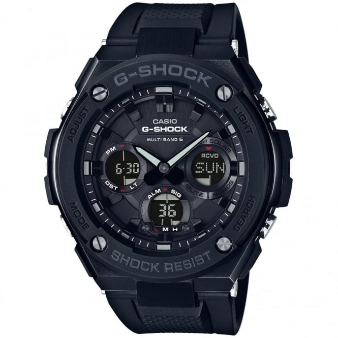 G-Shock Men's G-Steel Alarm Chronograph Watch GST-W100G-1BER
