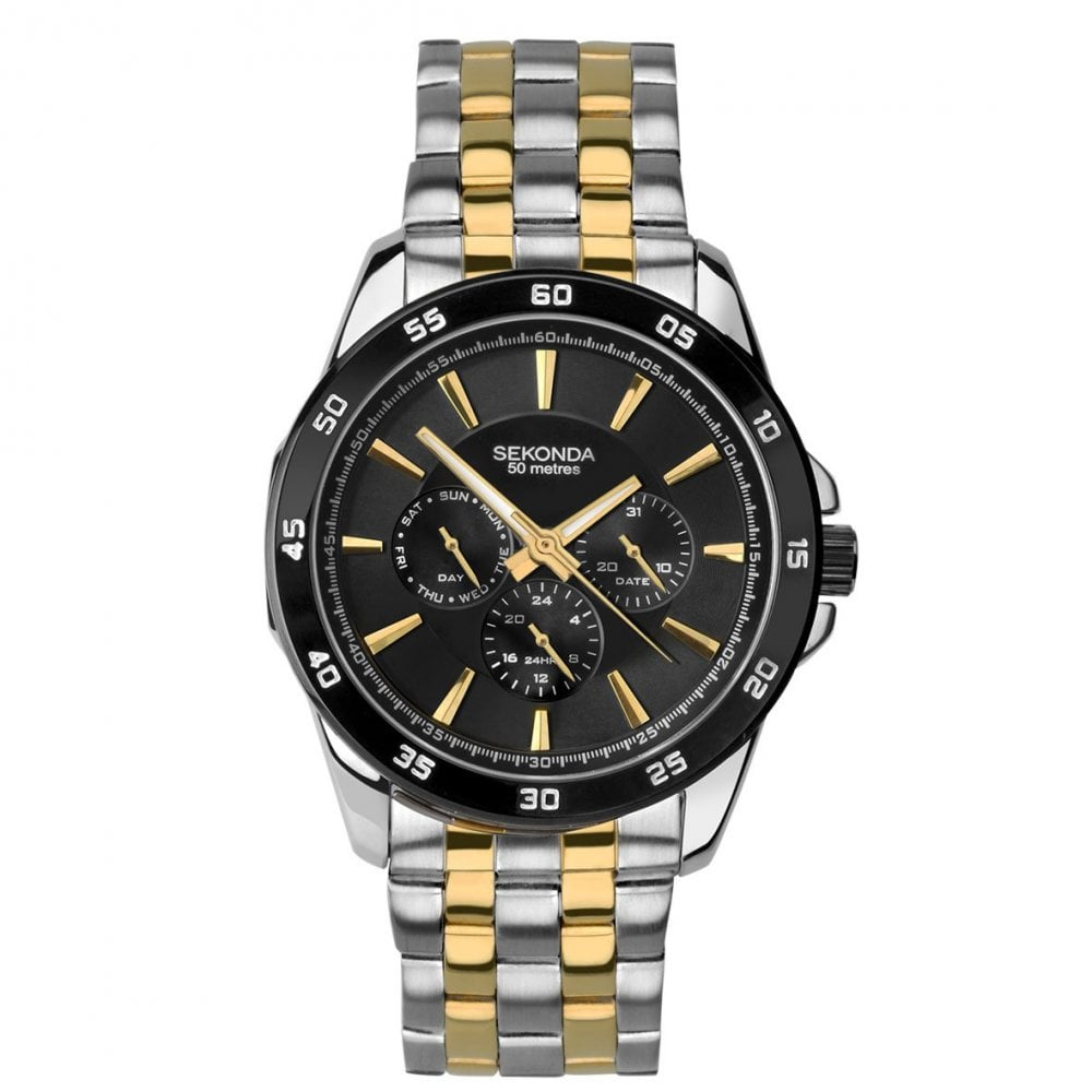 04612d792506 Men s Gold Plated   Stainless Steel Watch 1583 - Watches from ...