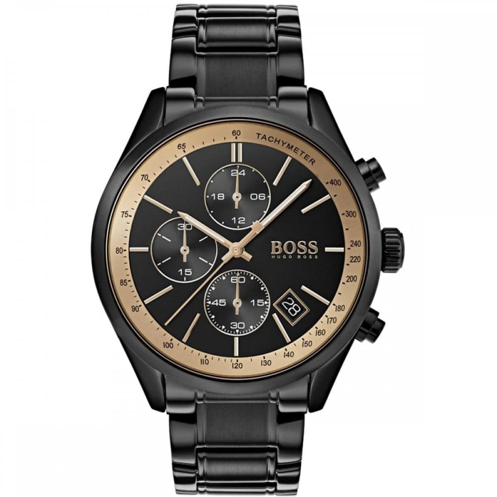 92d757343b50a Men s GQ Chronograph Grand Prix Watch 1513578 - Watches from Hillier  Jewellers UK