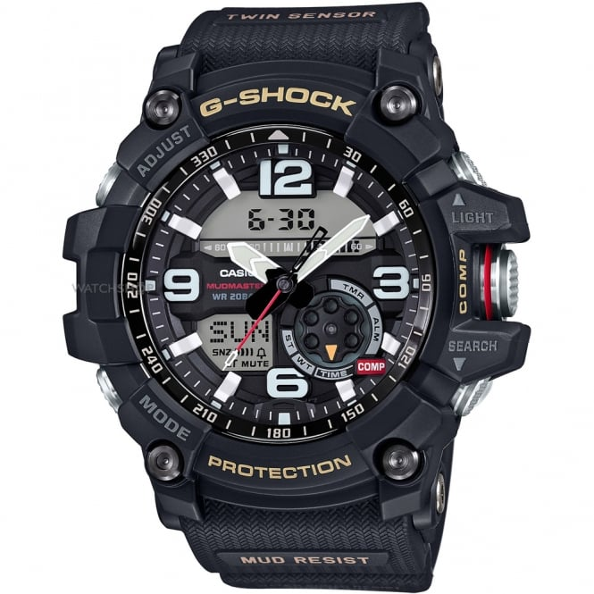 Men's Mudmaster Alarm Watch GG-1000-1AER