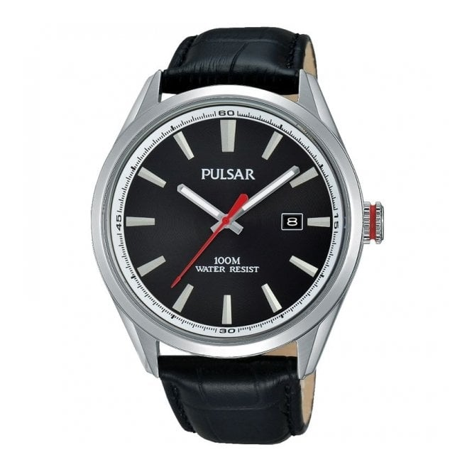 Men's Pulsar Stainless Steel Watch PS9375X1