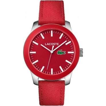 Men's Red Fabric 12.12 Watch 2010920
